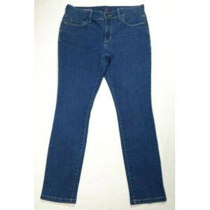 NYDJ Alina Legging Jeans Mid Rise 2460E1